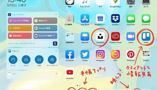 iPadがあれば手放せるものと、おすすめiPadアプリ6選